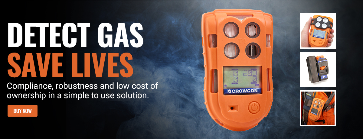 Crowcon T4 Gas Detector