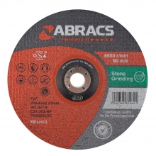 Depressed Centre Stone Grinding Disc 230mm (9in)