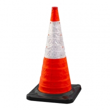 Quazar Collapsible Road Cone