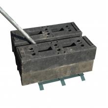 Fencing Stabiliser & Block Trays