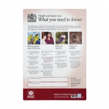 HSE Law Poster