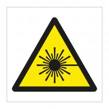 Laser Symbol Sticker