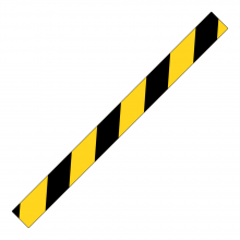 Floor Marking Hazard Tape Strips