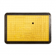 LowPro 12/8 Trench Cover