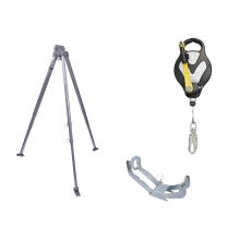 Abtech CST1KIT Confined Space Tripod Kit