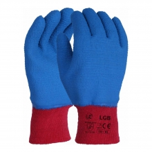 UCI LGB Premium Fully Coated Grip Gloves Size 10/XL