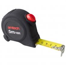 Self Locking Measuring Tape 5m x 25mm