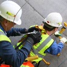Confined Space High Risk & Rescue (City & Guilds 6150-03/05)