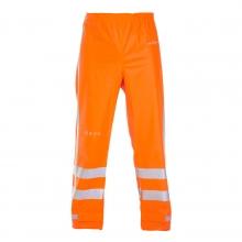 Nagoya Multi Hydrosoft HiVis Orange FR-AST Waterproof Trousers Size Small