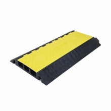 Heavy Duty Cable Guard Ramp 3 Channel