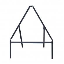 Triangular Metal Road Sign Frame