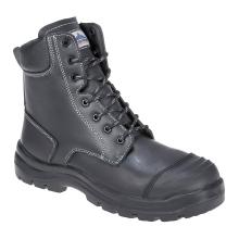 Eden Black Waterproof Safety Boot