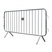 Crowd Control Barrier - Fixed Leg