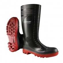 Dunlop Acifort Ribbed Safety Wellington Boot