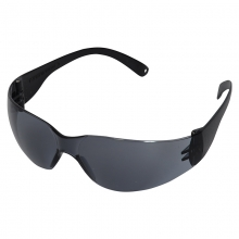 Java-SM Safety Glasses with Smoke Lenses
