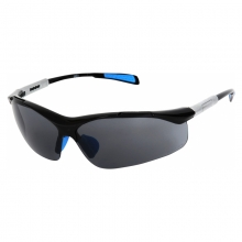 Koro-SM Anti-Fog Safety Glasses with Smoke Lenses