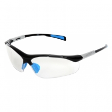 Koro-CL Anti-Fog Safety Glasses with Clear Lenses