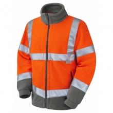 Leo Hartland Hi-Vis Fleece Jacket