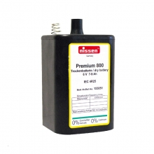 6V Battery for Road Lights