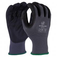 Nitrilon 925G Nitrile Palm Coated Gloves