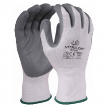 Nitrilon 925W Nitrile Foam Palm Coated Gloves