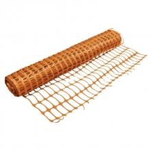Mesh Barrier Fencing - Orange 1m x 50m