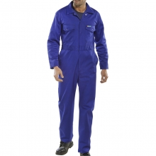 Click Boilersuit Royal Blue