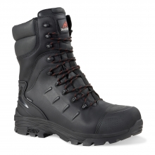Monzonite Black Metatarsal Safety Boot