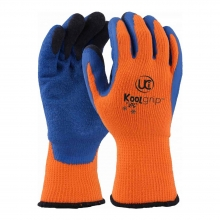KoolGrip Thermal Latex Gloves
