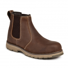 Flyweight Brown Dealer Boot