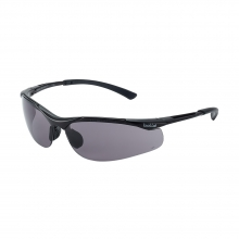 Bolle Contour Safety Glasses with Smoked Lenses