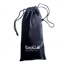 Bolle ETUIFS Black Microfibre Drawstring Glasses Case