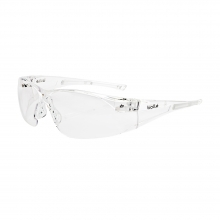 Bolle Rush Safety Glasses with Clear Lenses
