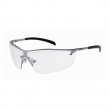 Bolle Silium Safety Glasses with Clear Lenses