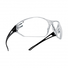 Bolle Slam Safety Glasses with Clear Lenses