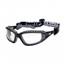 Bolle Tracker Safety Glasses with Clear Lenses