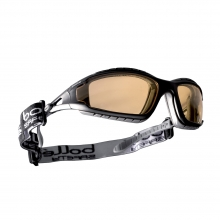 Bolle Tracker Safety Glasses with Yellow Lenses