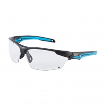 Bolle Tryon Safety Glasses with Clear Lenses