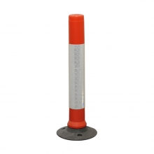 Kingpin Traffic Cylinder Delineator Post