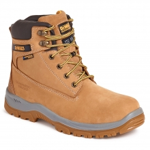 DeWalt Titanium Wheat Honey Safety Boot
