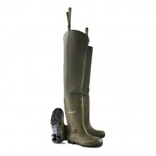 Dunlop Protomaster Full Safety Thigh Wader Size UK12