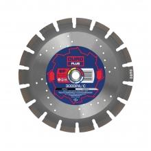 Duro Plus Concrete, Asphalt Blade