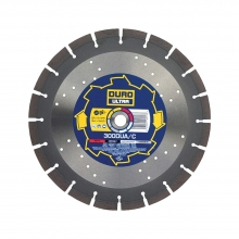 Duro Ultra Asphalt, Concrete, Metal, Hard Materials Blade