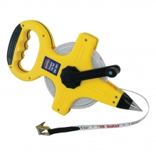 Fibreglass Open Reel Surveyors Measuring Tape