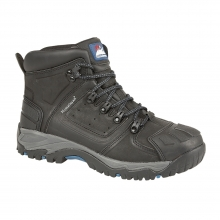 Black Waterproof Safety Boot