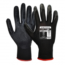 Portwest A320 Dexti-Grip Nitrile Foam Gloves