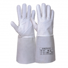 Portwest A520 Grey Premium Tig Welders Gauntlets