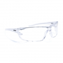 Riley Fresna Safety Glasses with Clear Lenses