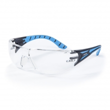 Riley Stream Safety Glasses with Clear Lenses