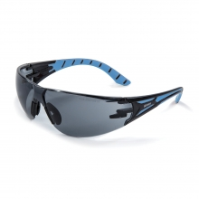Riley Stream Safety Glasses with Grey Lenses